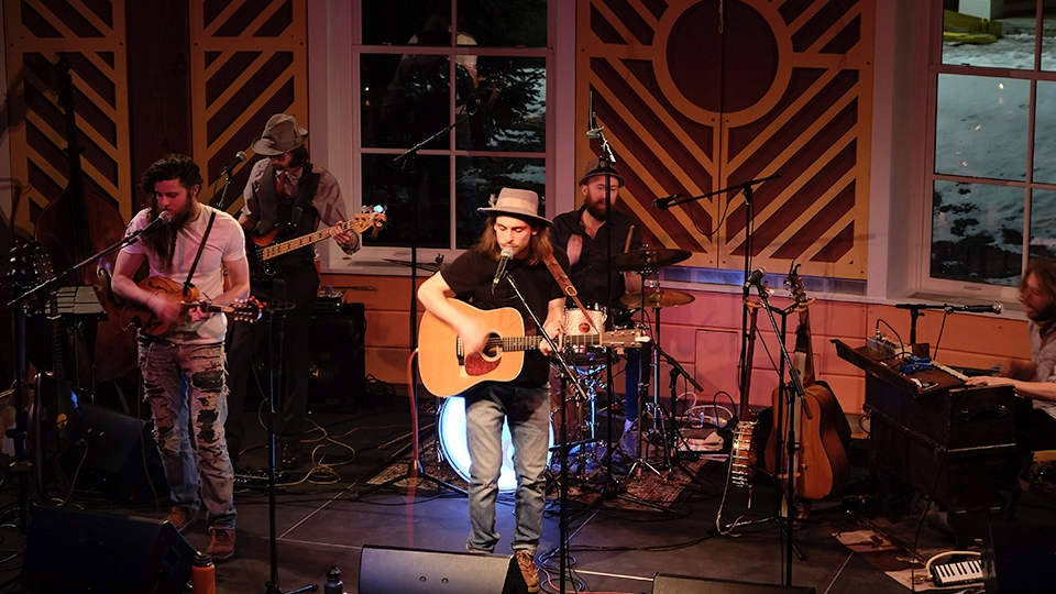 Parsonsfield returns to Barn to entertain
