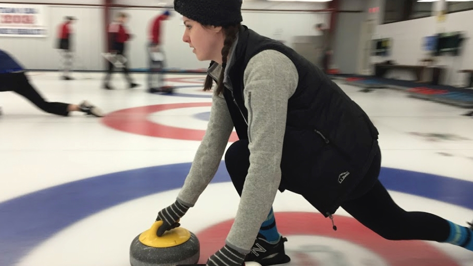 Curling team sweeps into Nationals
