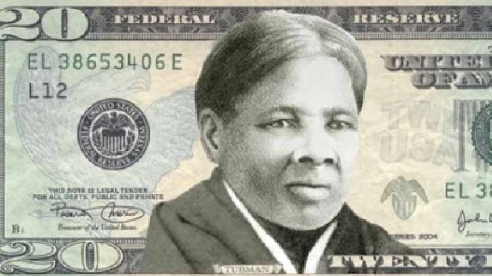 The gross irony of Harriet Tubman's place on the twenty dollar bill