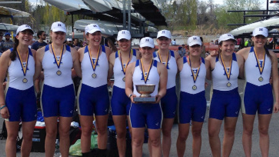 Women's crew earns first NCAA bid ever