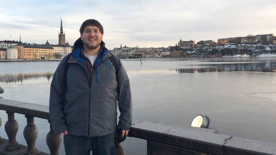 Where in the world is: Brian Sobotko '16