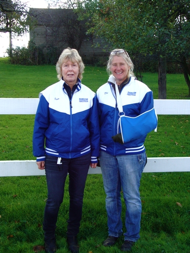 Our Coaches, Jean and Dee
