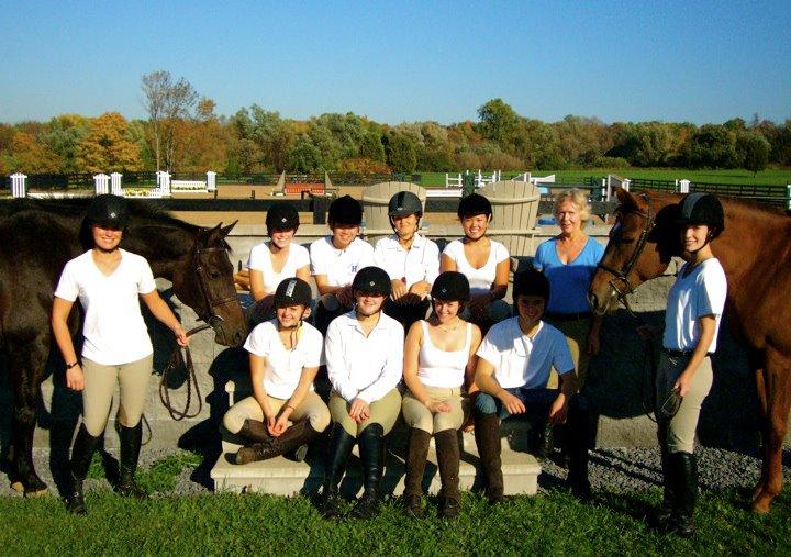 Equestrian Home Hamilton College