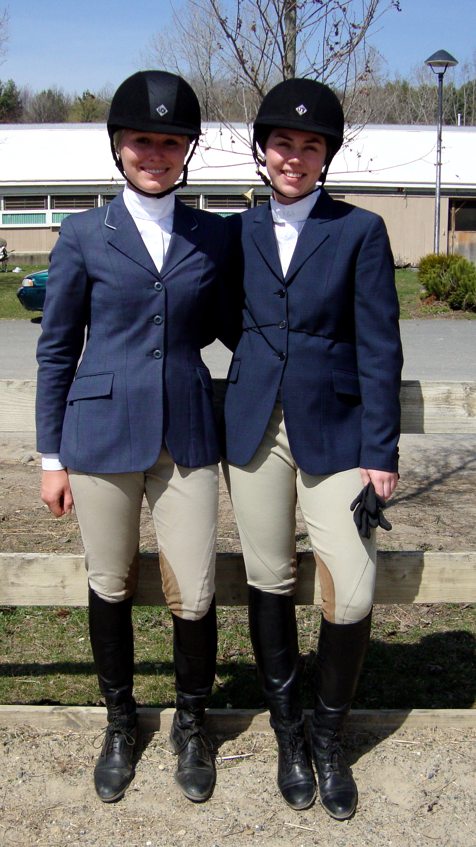 Equestrian Horse Shows Hamilton College
