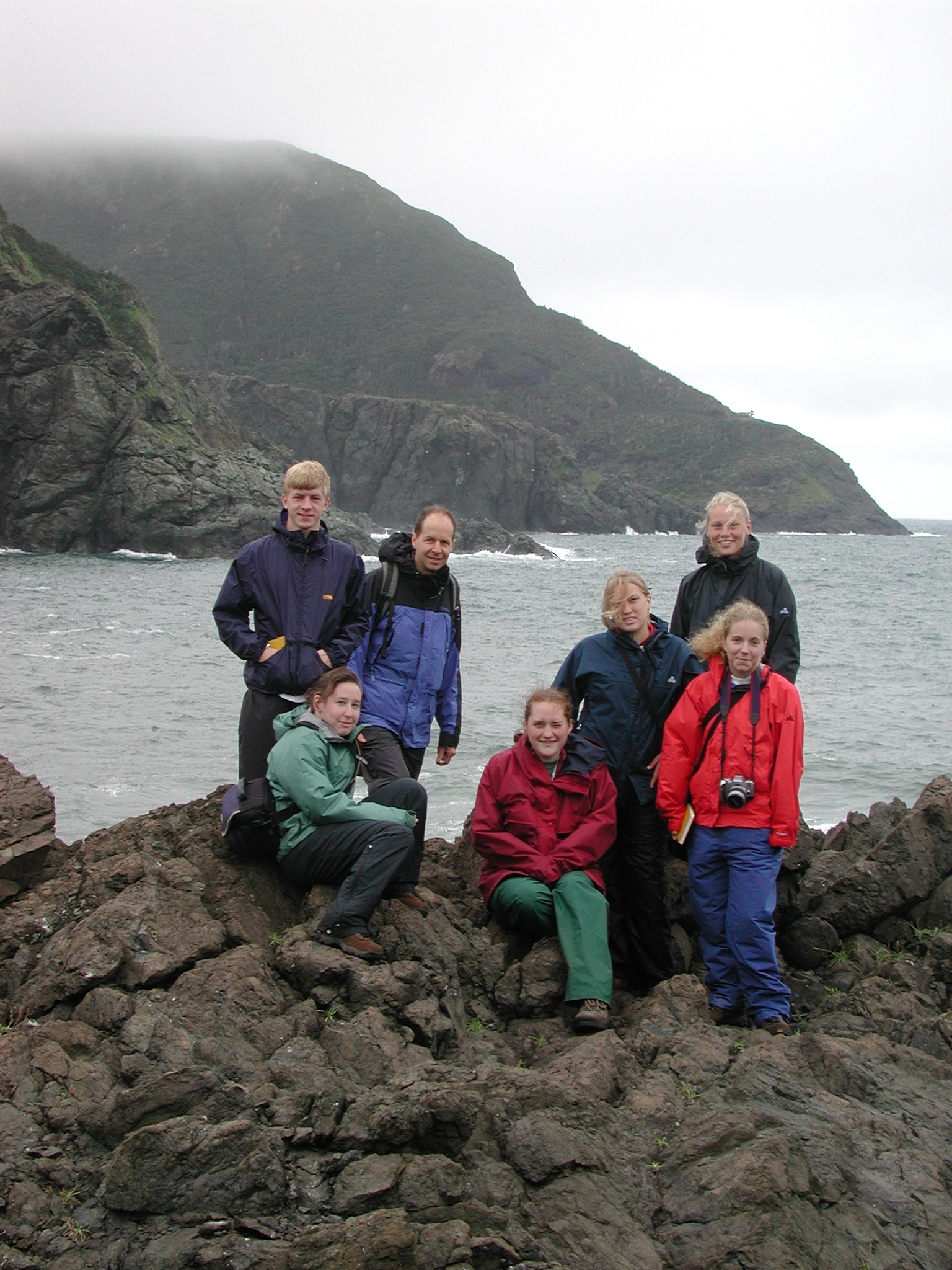 dikes are younger than surrounding layer